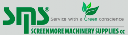Screenmore Machinery Suppliers CC logo